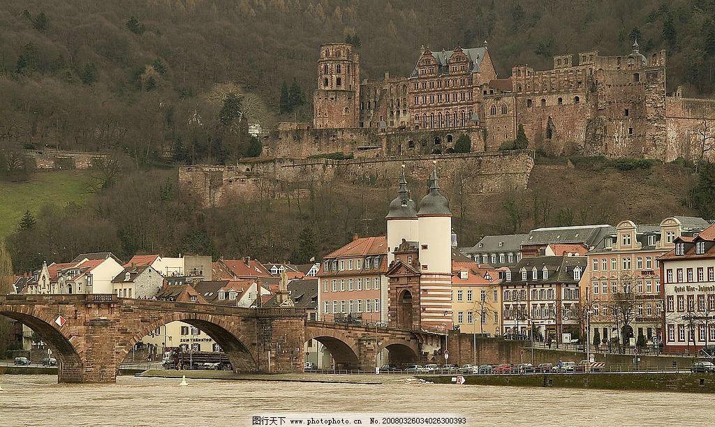 欧洲建筑风景图片,国外旅游 欧洲行 摄影图库-图行图片