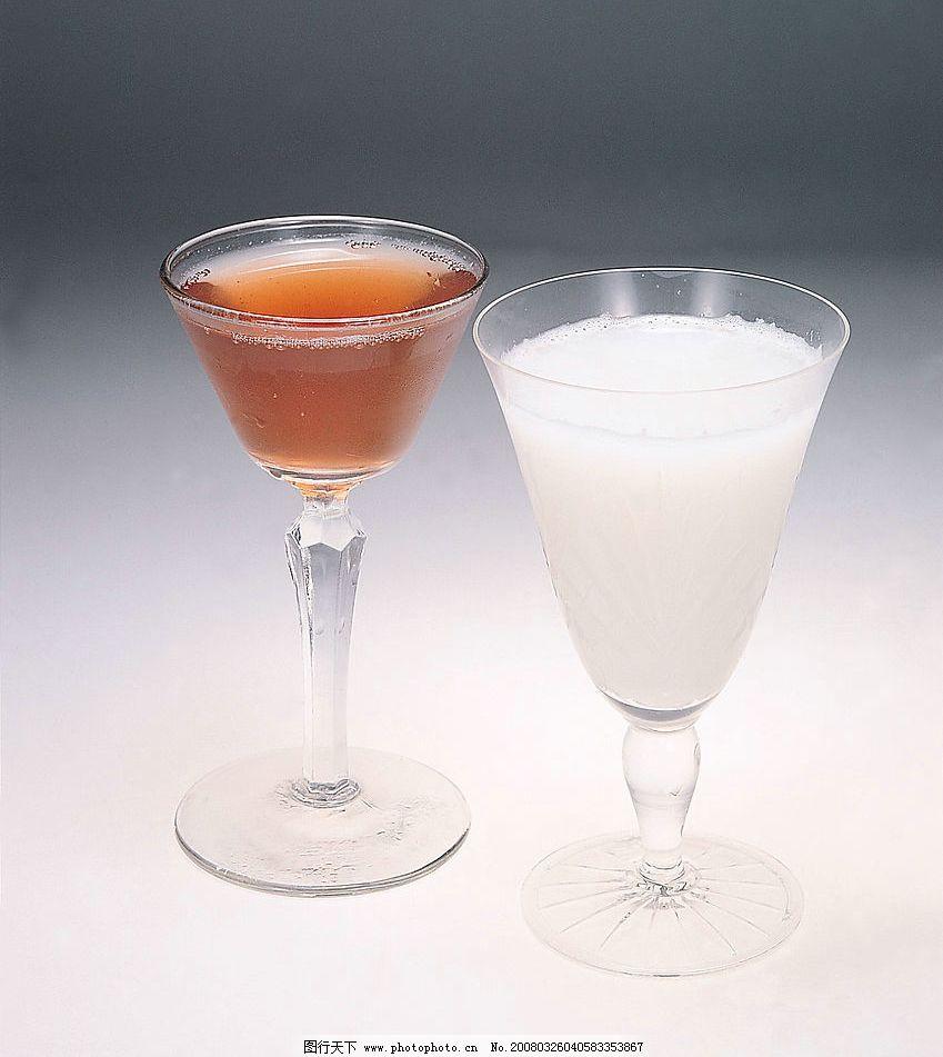 饮料 果汁 杯子 摄影图库