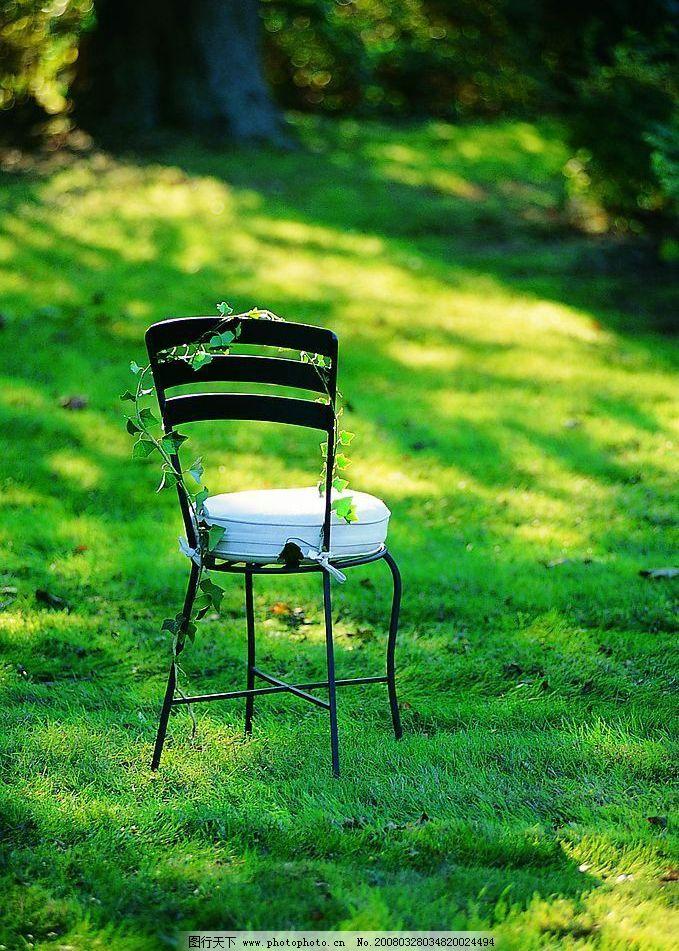 草地 椅子 自然風景 自然景觀 攝影圖庫 72 jpg