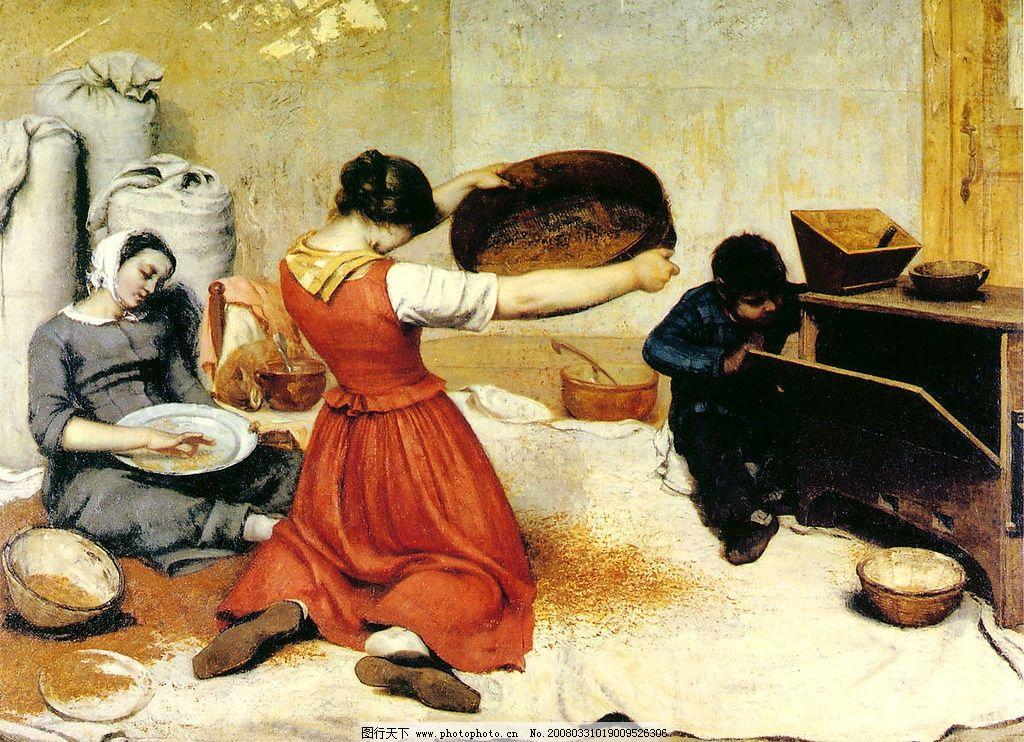 西方绘画 十九世纪欧洲绘画 油画 文化艺术 绘画书法 设计图库 180 jp