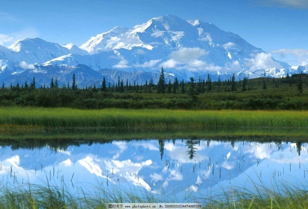 美丽山水 清新的大自然 风景 摄影图库